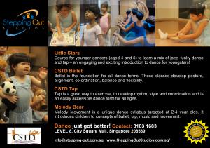 City Square Mall Dance Studios